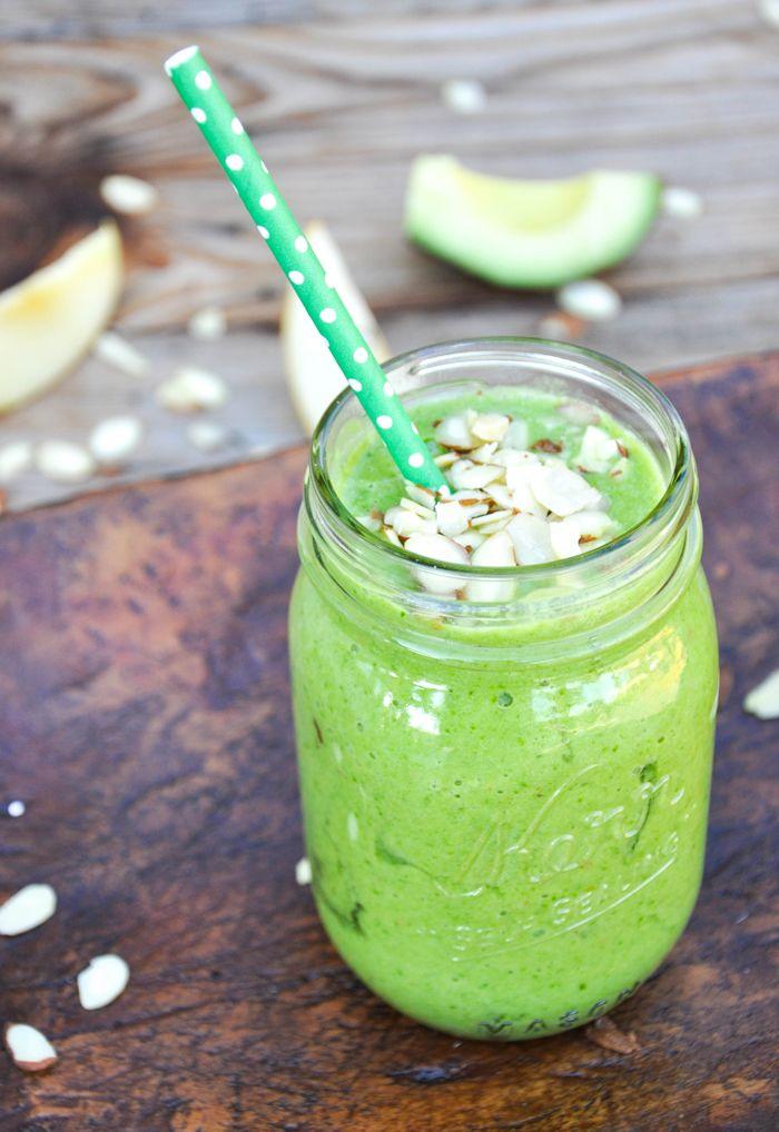 California Greenin' Smoothie   Healthy ingredient Green ...
