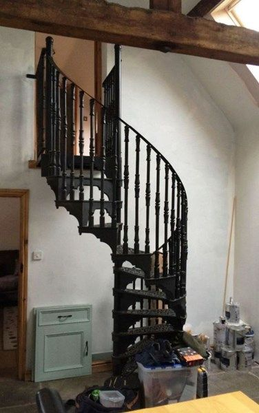 Best This Is A Great Spiral Staircase And As You Can See From 400 x 300