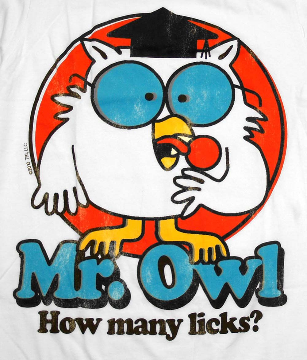 Sorry, tootsie pop licks speaking, opinion