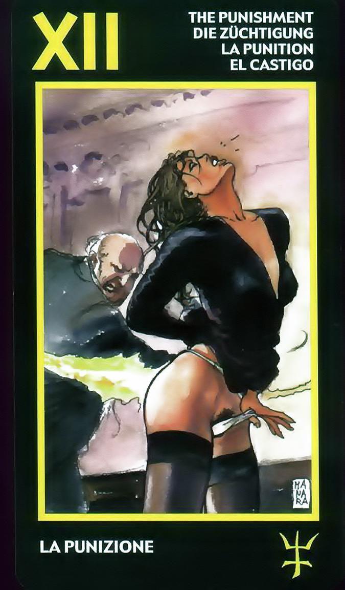 Erotic kink comics something is
