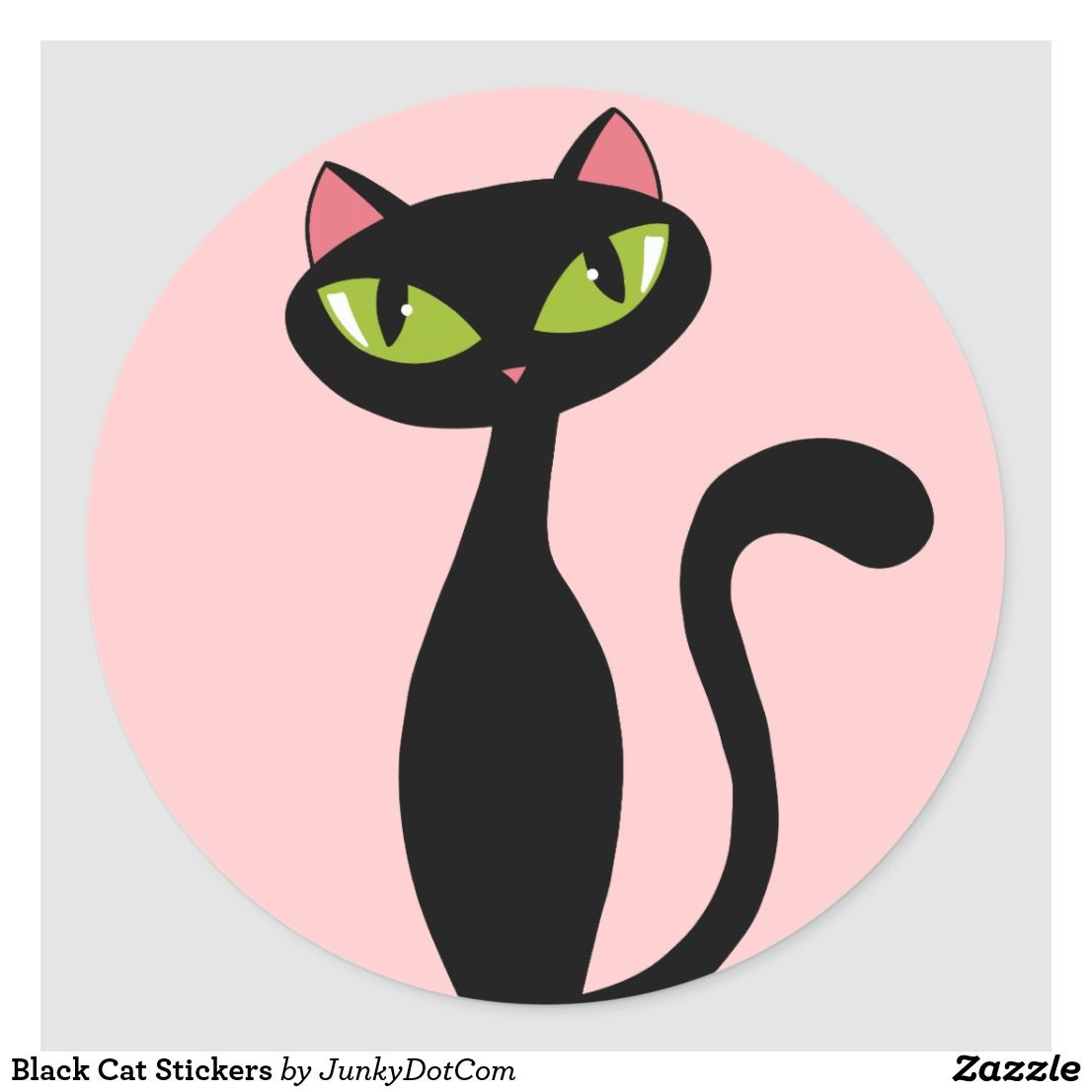 Cute Black Kitten Vector Image On With Images Cute Black