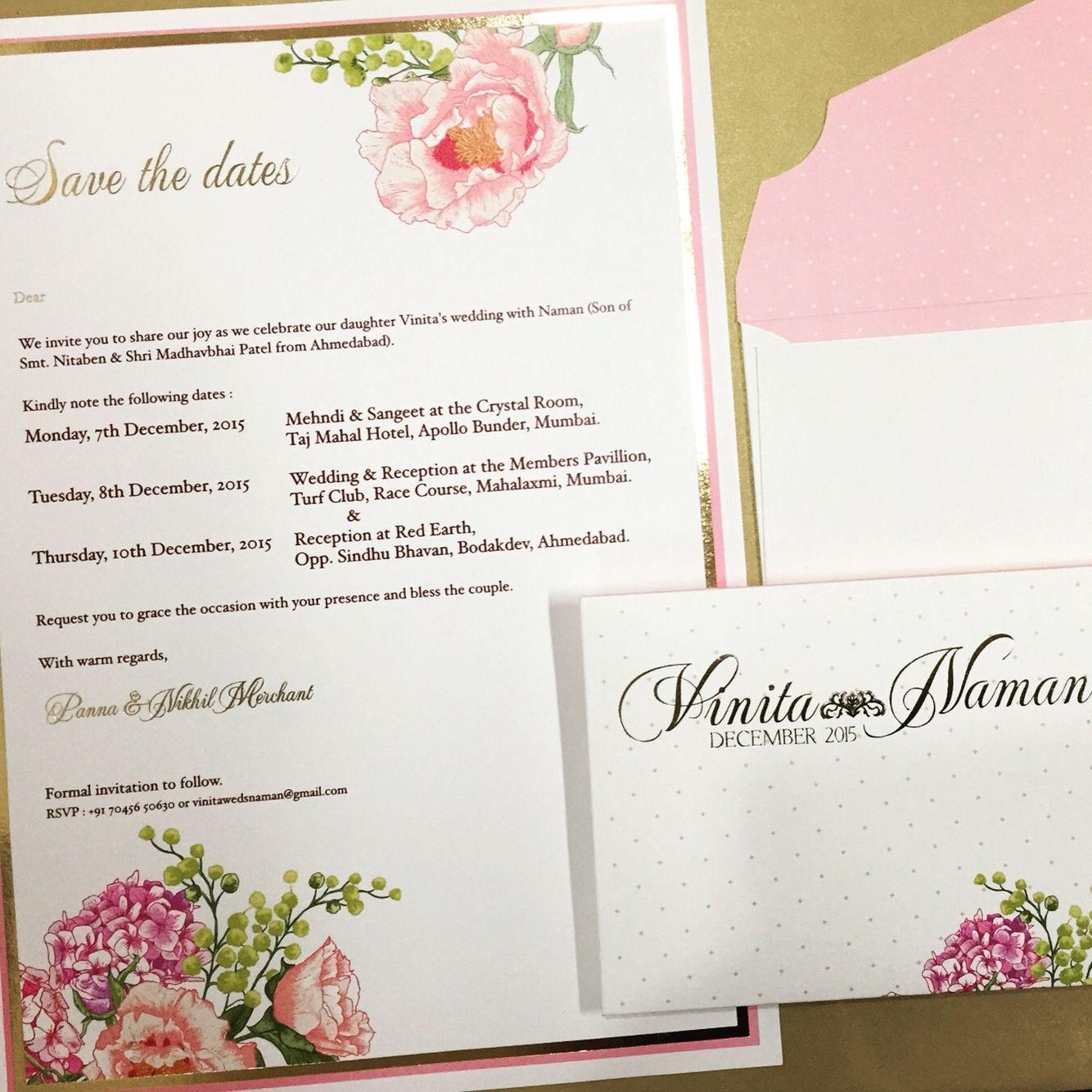 Wedding Invitations Cards Invites Stationery Customized Custom