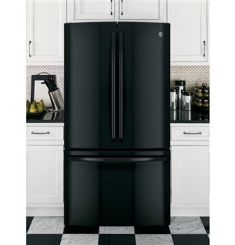 Superieur Gloss Black Magnetic French Door Refrigerator Covers | Black Magnet Skins,  Covers And Panels Are BIG Magnetic Sheets That Cover Fridge Appliances |  SALES ...