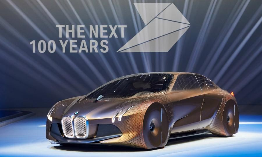 BMWs INext Electric Car Is Set To Enter Showrooms In And - Audi car that drives itself