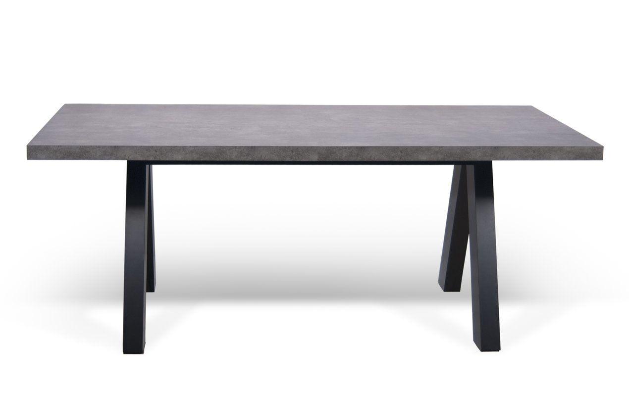 Table Extensible Pas Cher.Linck Dining Table Dream Kitchen Dining Table Concrete
