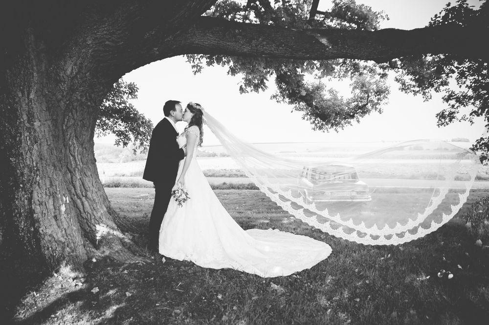 Was für eine schöne Hochzeit. Die Deko: Im Vintagestyle ...