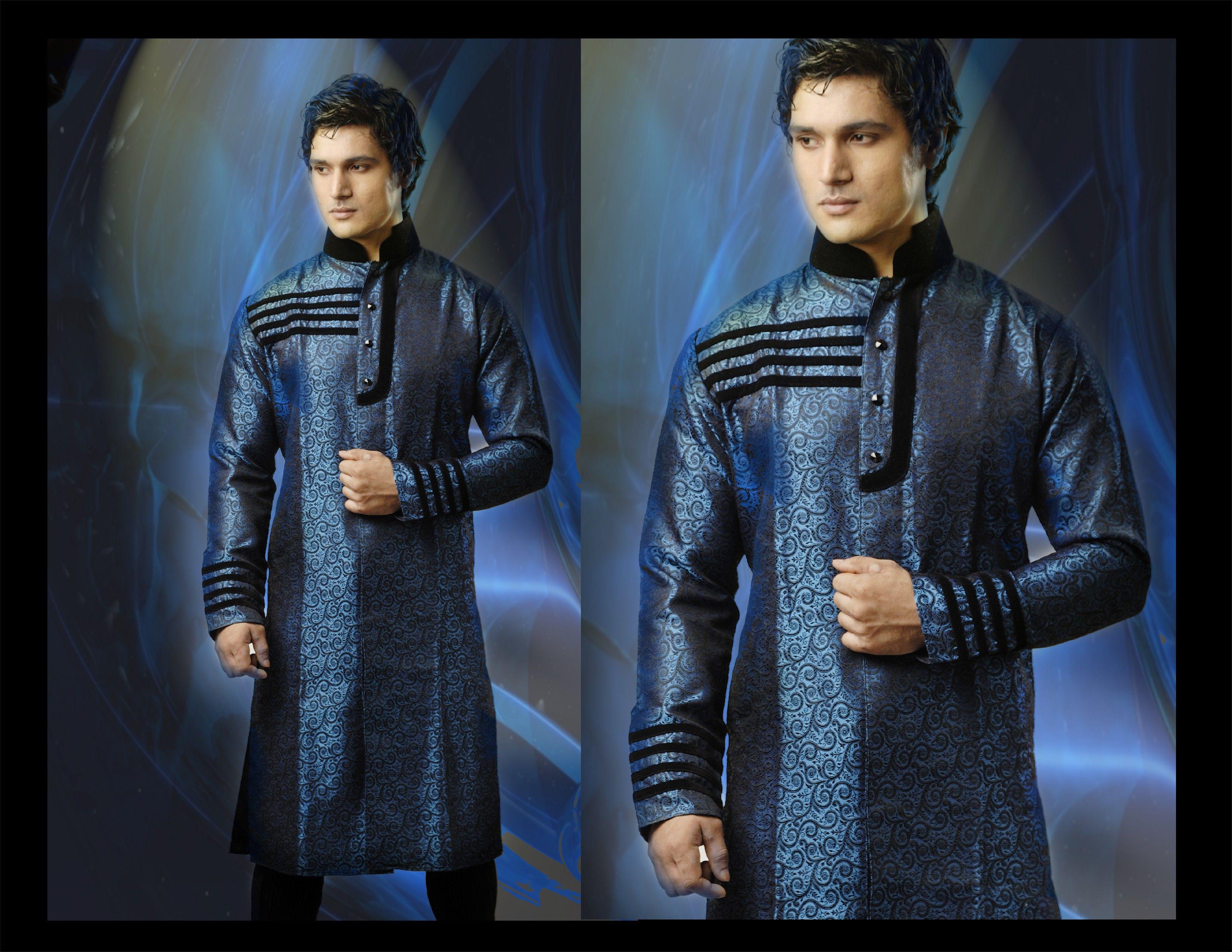 Men Wear | Kurta Pajama For Men | Kurtas For Men | Wedding Sherwani ...