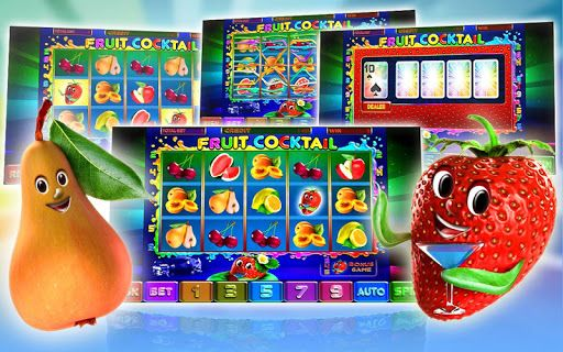 "The game ""Fruit Cocktail"" is an old, favorite game with a new, bright graphics. Now you can play your favorite slot machine as you like, it's free. In the game there is a risk game to multiply winnings.<br>There is also a bonus game original, interesting and unpredictable. Play and spend time with pleasure!  http://Mobogenie.com"