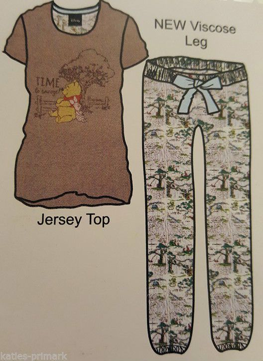 e4e81d2c830f Winnie The Pooh Bear Pyjamas from