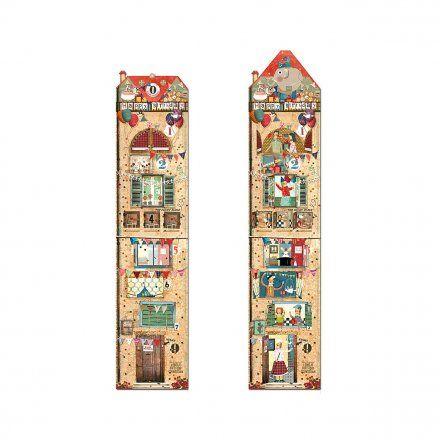 Londji/Birthday Countdown calendar/Kids Toys