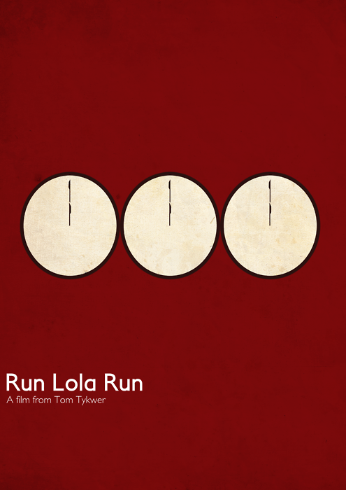run lola run movie posters movie films and  run lola run 1998