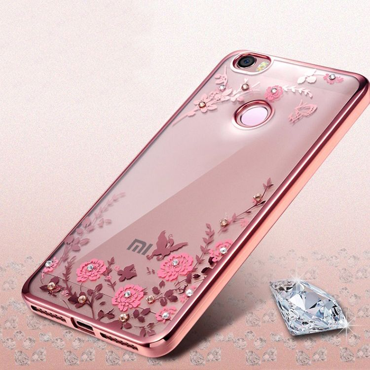 Cellphones & Telecommunications Pu Leather Cover For Xiaomi Redmi 3s 4x 4a 5a Flower Case Flip Phone Coque Wallet For Xiaomi Redmi 5 5plus Note5 Pro Women Red Keep You Fit All The Time
