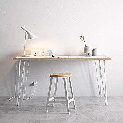 4x Haarnadel Tischbeine Austauschbare Tisch&Schrank Beine