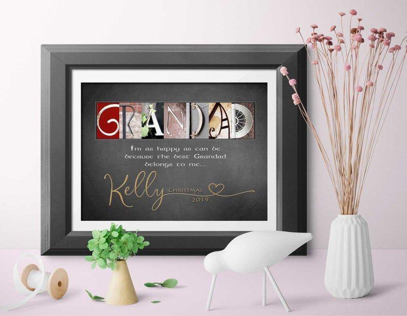 Grandad Gifts, Grandparents Gifts #grandpagifts