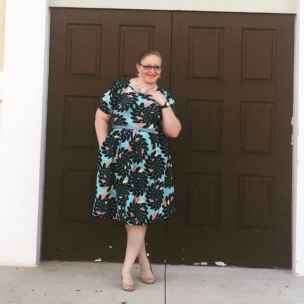 Lularoe Plus Size Outfit Amelia