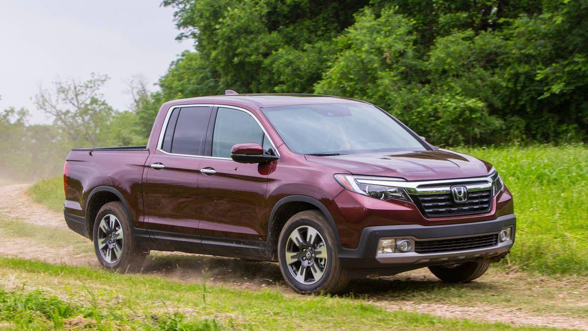 Check Out The All New 2017 Honda Ridgeline Trucks Base Price