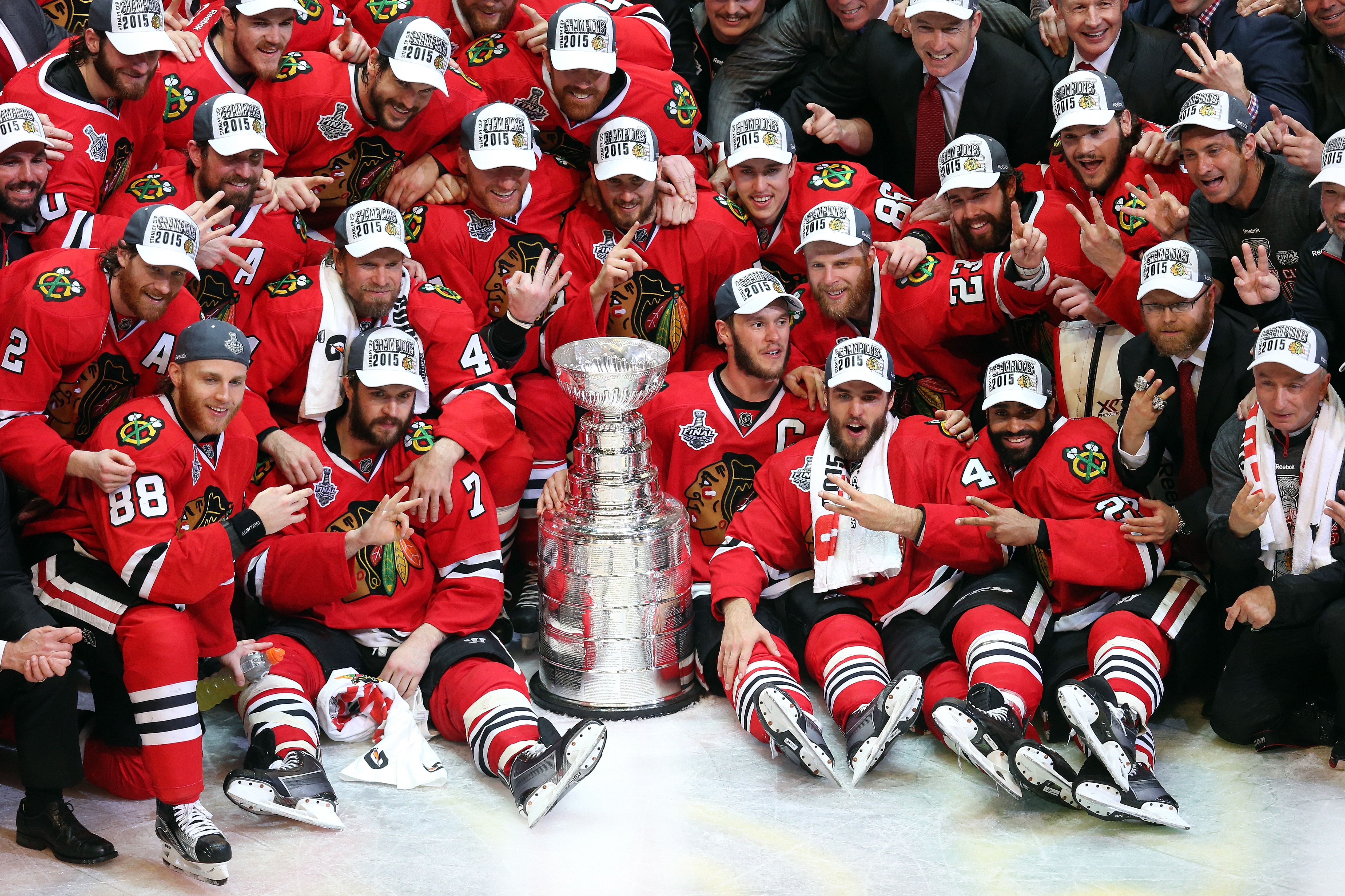 2015 Stanley Cup Champions Blackhawks Stanley Cup Blackhawks Hockey Blackhawks