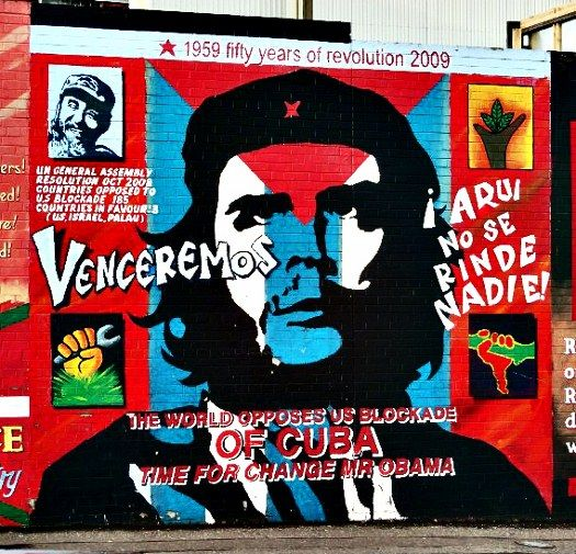 Essay On Corporal Punishment In Schools Creative Titles For Essays Belfast Mural Che Guevara Pinned By  Thebarefootnomadcom Coursework Essays Also Ideas For Persuasive Essay Call To Action Examples also Military Essay Google Essays The Semiotics Of Che Guevara Othello Critical Essays  Essay On Drinking Age