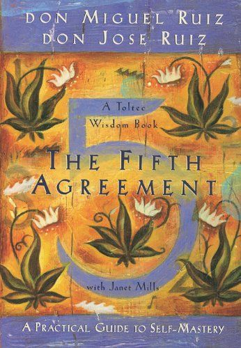 Bestseller Books Online The Fifth Agreement A Practical Guide To