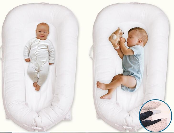 369.00$  Watch here - http://aliexj.worldwells.pw/go.php?t=32777206294 - Portable crib. Neonatal bionic baby bed multi-purpose bb bed sleeping artifact berth