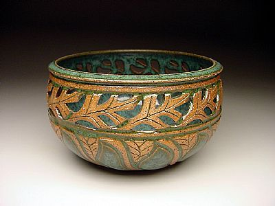 Susan Brown Freeman     I love her pottery most of all. Wish I had more of it!