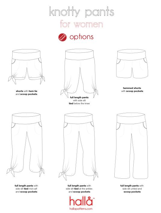 6ac4adf6f9328 knotty pants for women – hallå