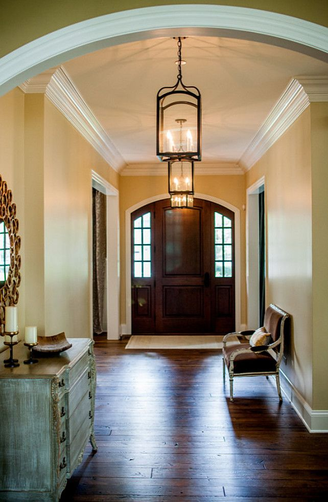 Foyer Paint Colors : Entryway foyer design ideas classy with