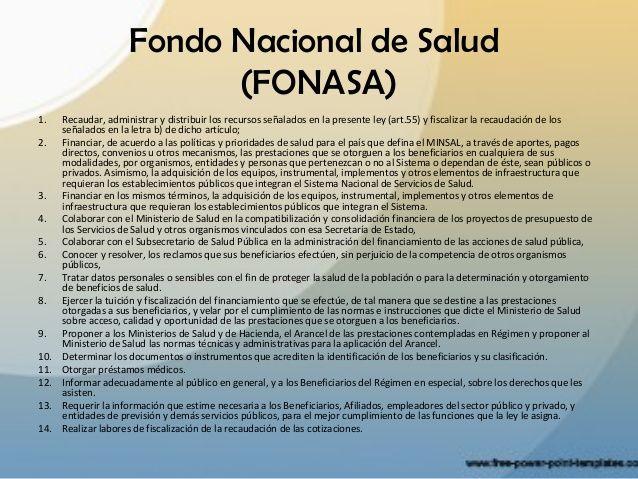 Protección social y aseguramiento en                 salud• El sistema de Protección Social en Salud de Chile forma parte ...