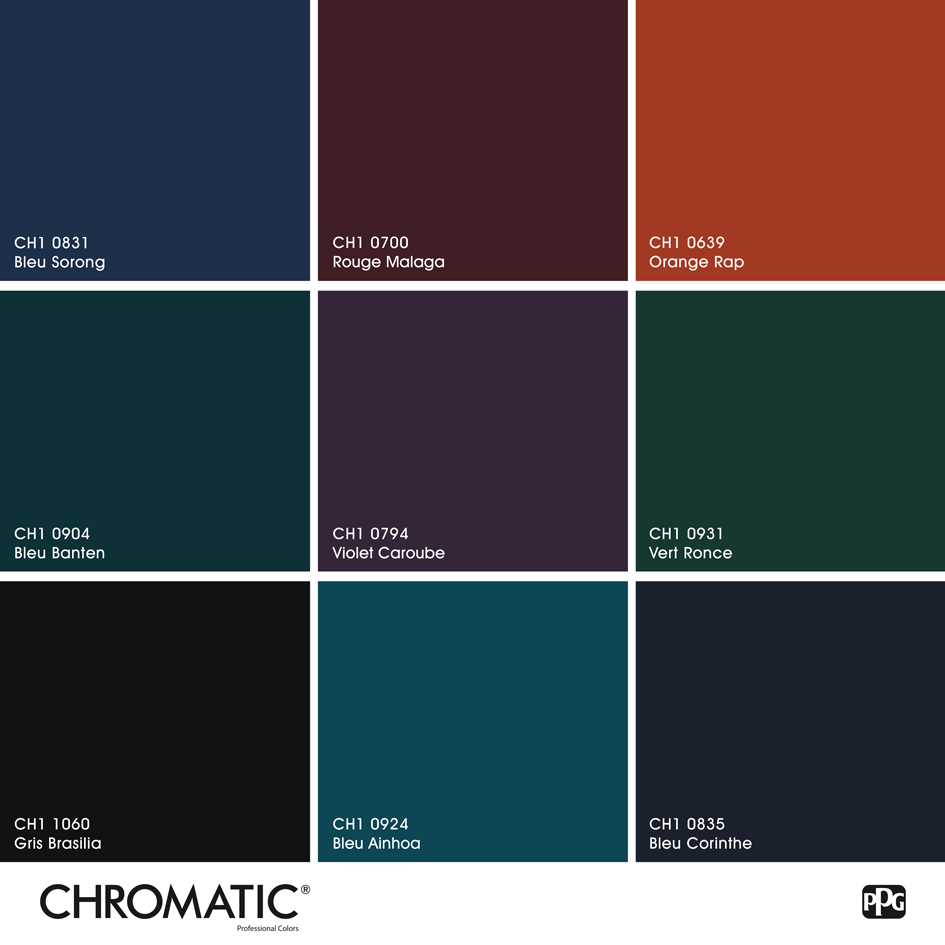 les couleurs sombres comme le bleu corinthe couleur de l 39 ann e 2018 chromatic s invitent de. Black Bedroom Furniture Sets. Home Design Ideas