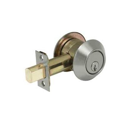 Deadbolts The Kt Is A Heavy Duty Commercial Grade Deadbolt Deadbolt Security Locks Deadbolt Lock
