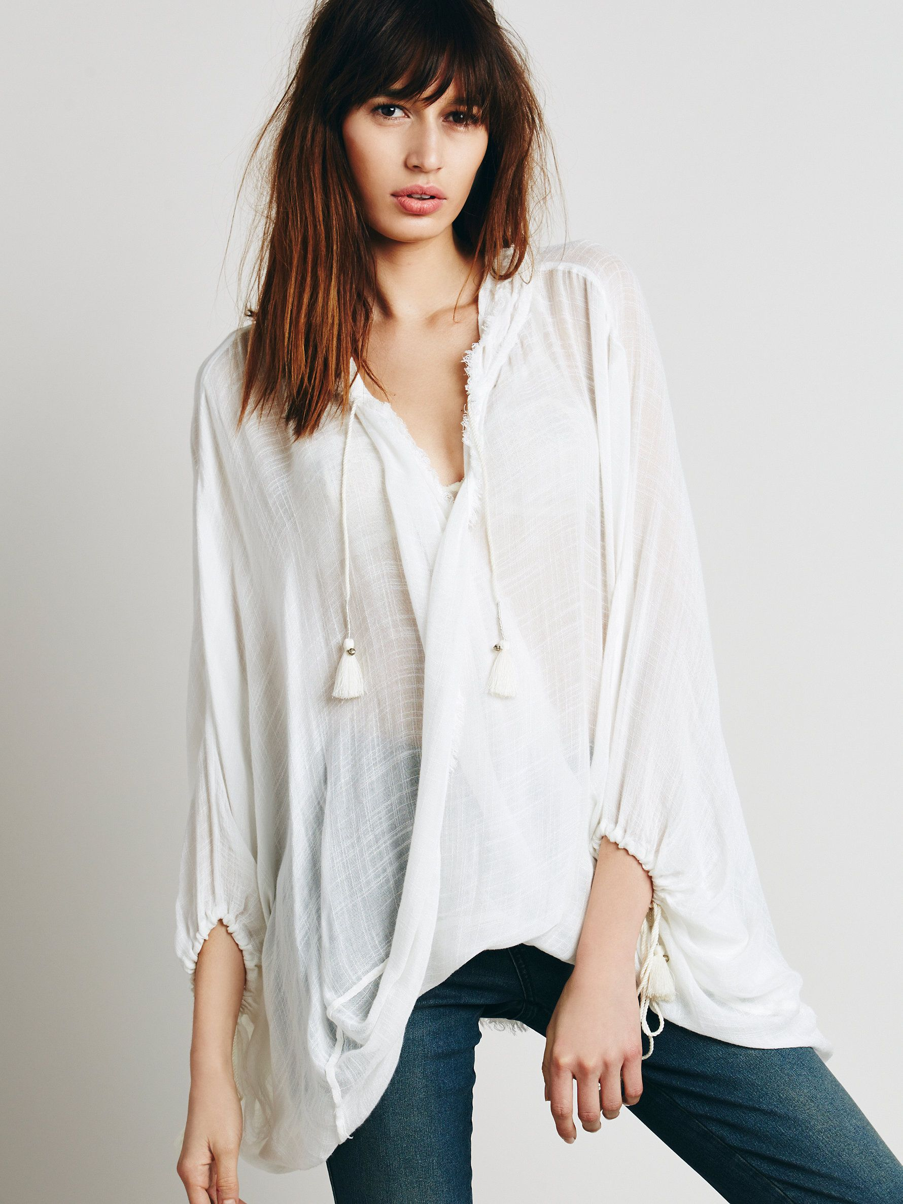 Endless Summer Chill Away Hoodie at Free People Clothing Boutique