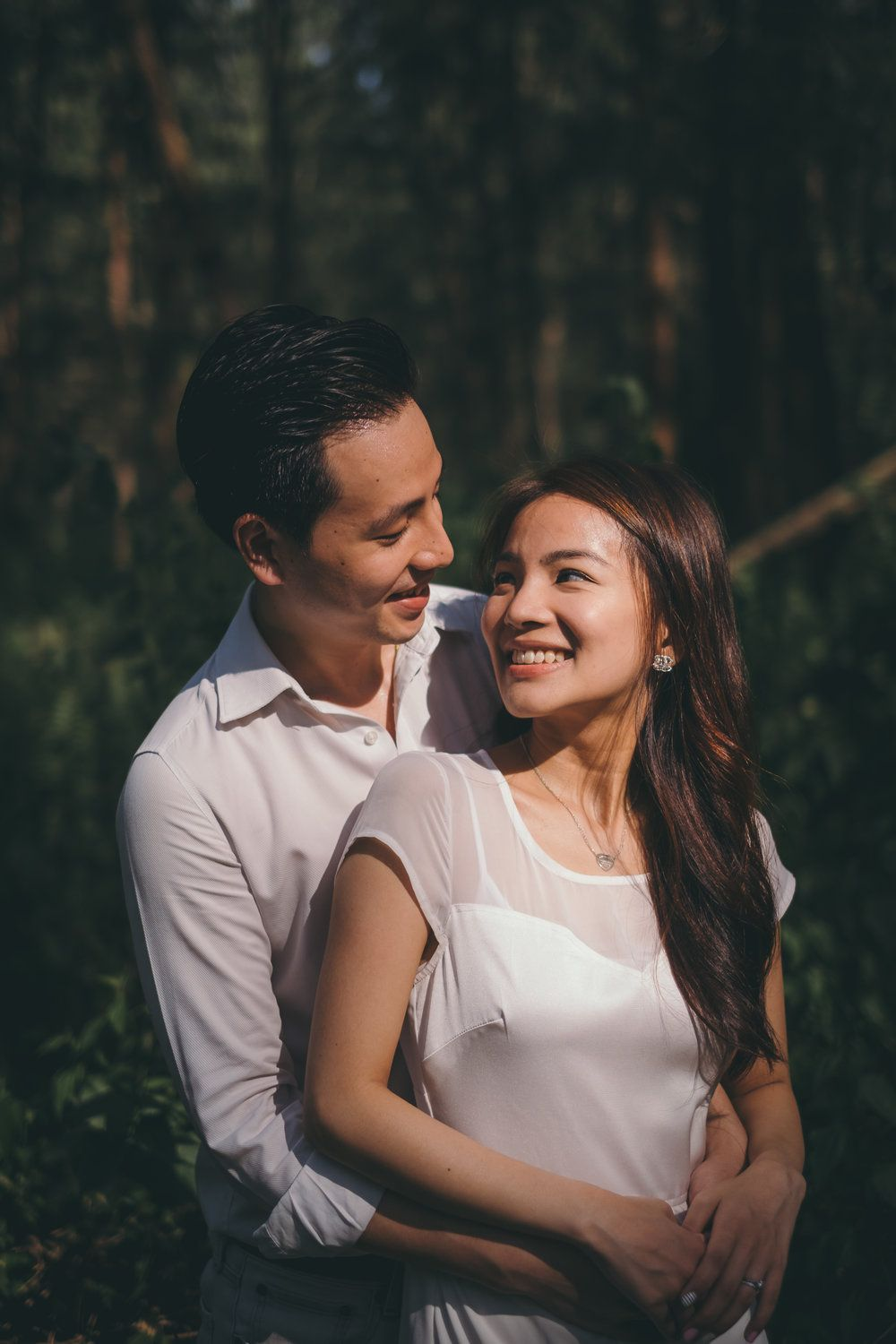Casual Shoot With Fiona Terence At Coney Island Juxtapose Pix Pre Wedding Photoshoot Pre Wedding Wedding Photoshoot