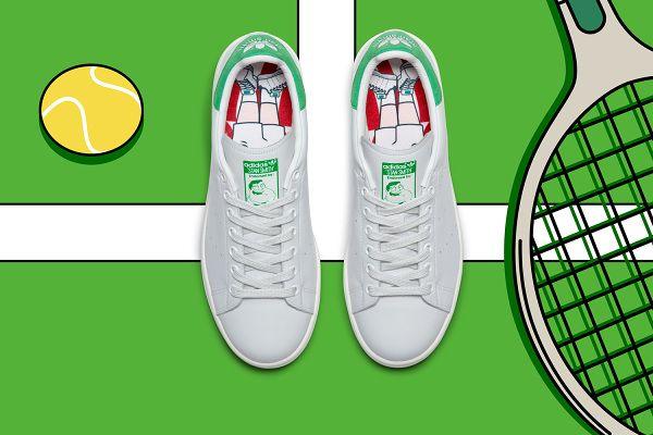 American Dad! x adidas Originals Stan Smith