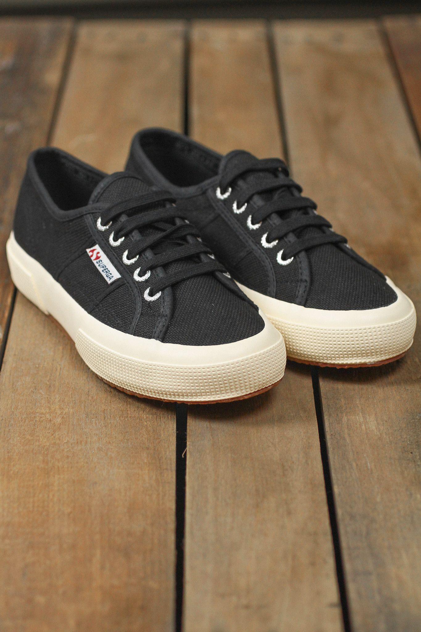 SUPERGA Classic 2750 'Cotu' Sneaker - Black ...