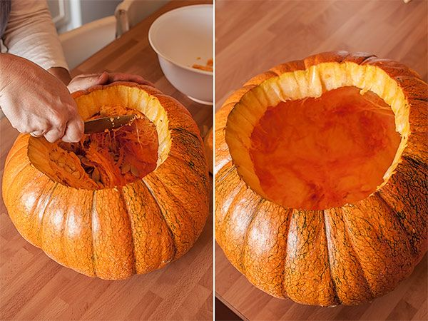 Cómo Decorar Una Calabaza De Halloween Blog De Recetas De Repostería Calabazas De Halloween Calabaza Calabazas Pintadas