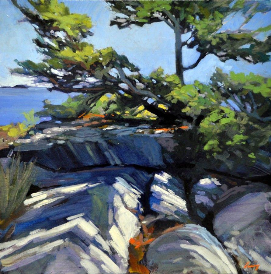 825 home decor, landscape print art original art canadian artist landscape art trees pine trees northern ontario wall art
