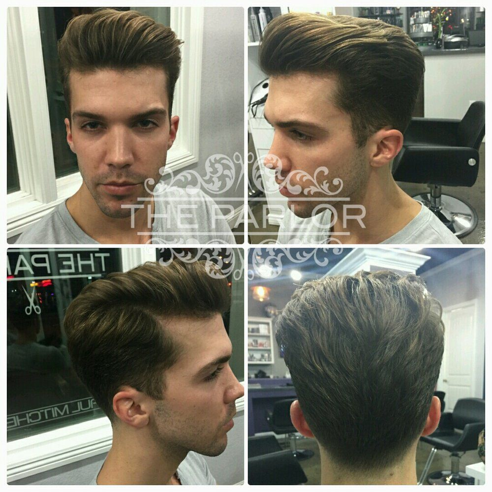 The Parlor Yelp Haircuts For Men Mens Hairstyles Ducktail