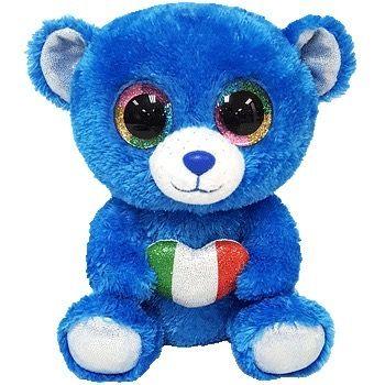 A new Italian Beanie Boo Bear  a35ffda97c8e