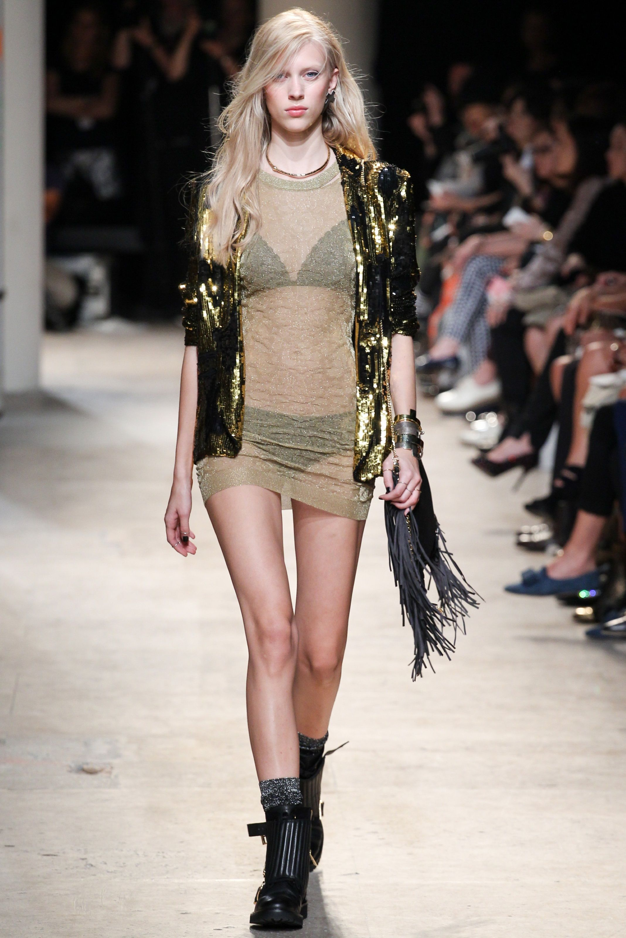 Zadig & Voltaire - Spring Summer 2014 Ready-To-Wear - Shows - Vogue.it