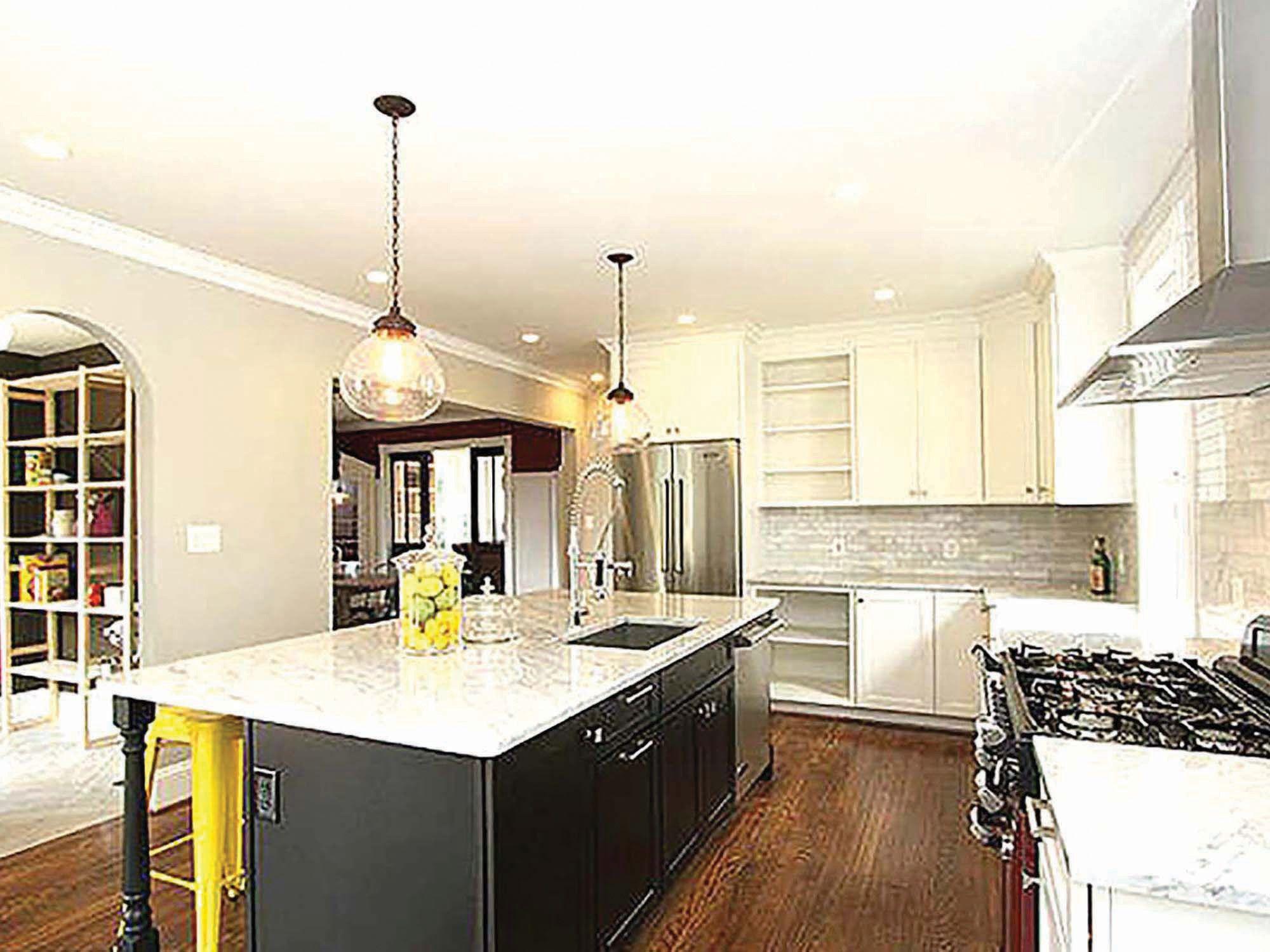 Rockville Maryland Kitchen Renovation Features Cliqstudios Dayton Simple Dayton Bathroom Remodeling Decorating Inspiration