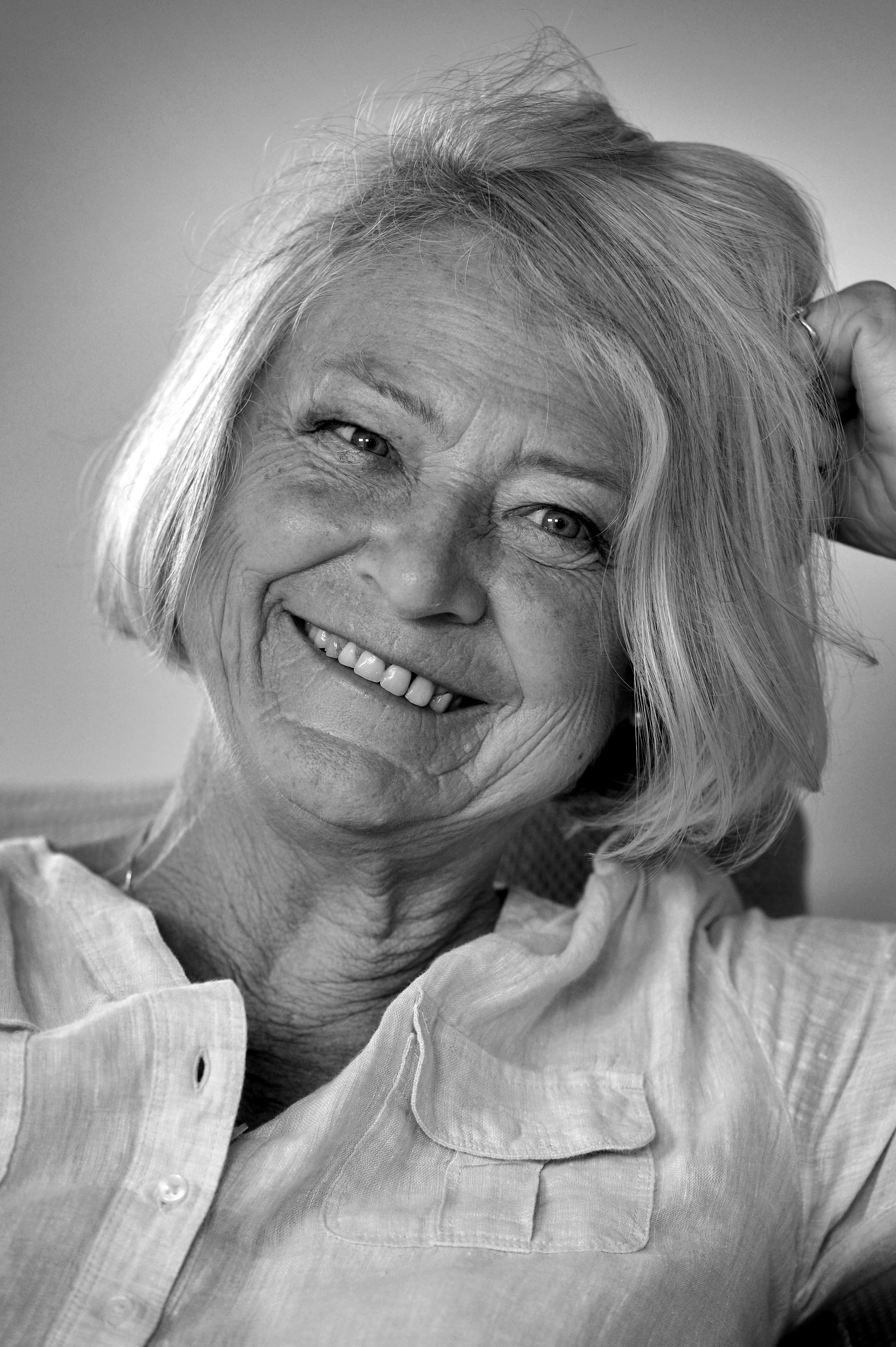 A terrific picture of the very inspiring Kate Adie who features in our September issue. Globe-trotting journalist, local radio farming producer, author and Farm Africa charity ambassador. http://www.countrysideonline.co.uk/the-magazine/digital-edition/