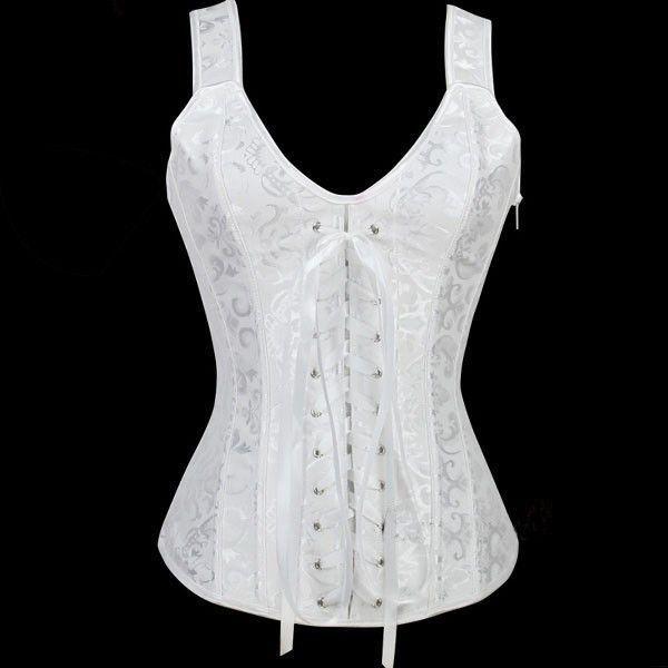 corpete corset waist training corsets corset corpetes e espartilhos bustier corpete espartilho WEDDING BRIDE BRIDAL