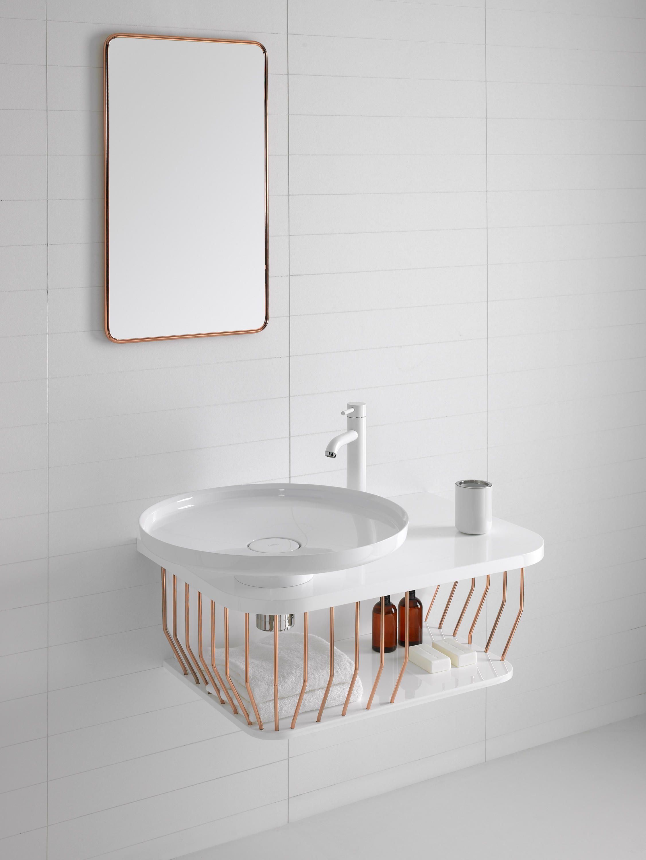 Bowl Bathroom Furniture Set 4 Designer Vanity Units From Inbani All Information High Resolution Images Cads Catalogues Contact