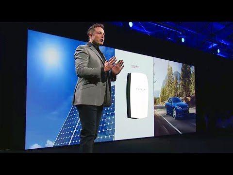Tesla Powerwall, una nueva alternativa para optimizar el almacenamiento de la energía - lanacion.com
