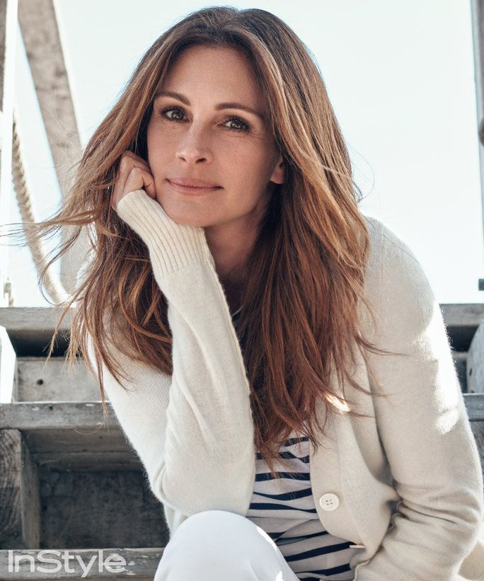 cover girl julia roberts shares 11 of her all time favorite things