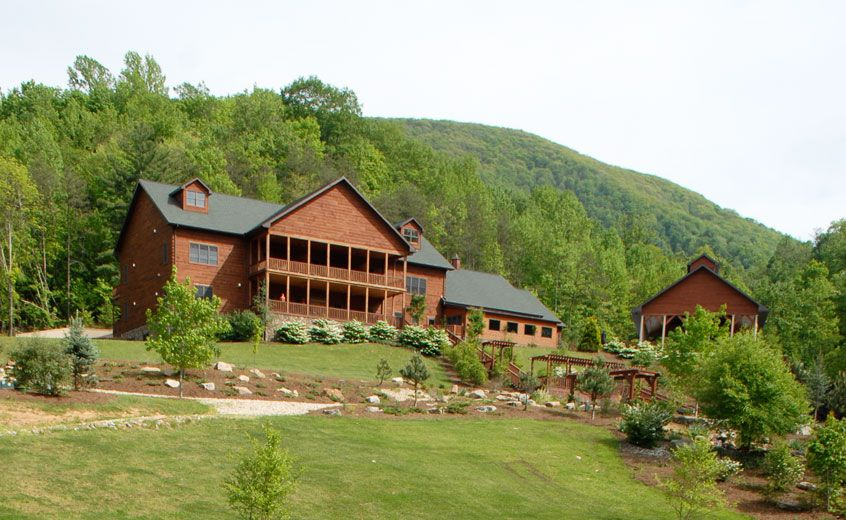 Tom Cruise Stayed Here House Mountain Inn In Lexington