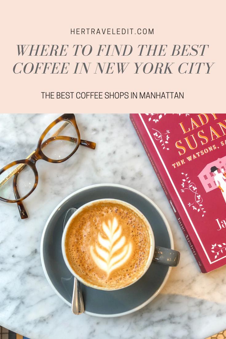 The Ten Best Third Wave Coffee Shops In New York City Best