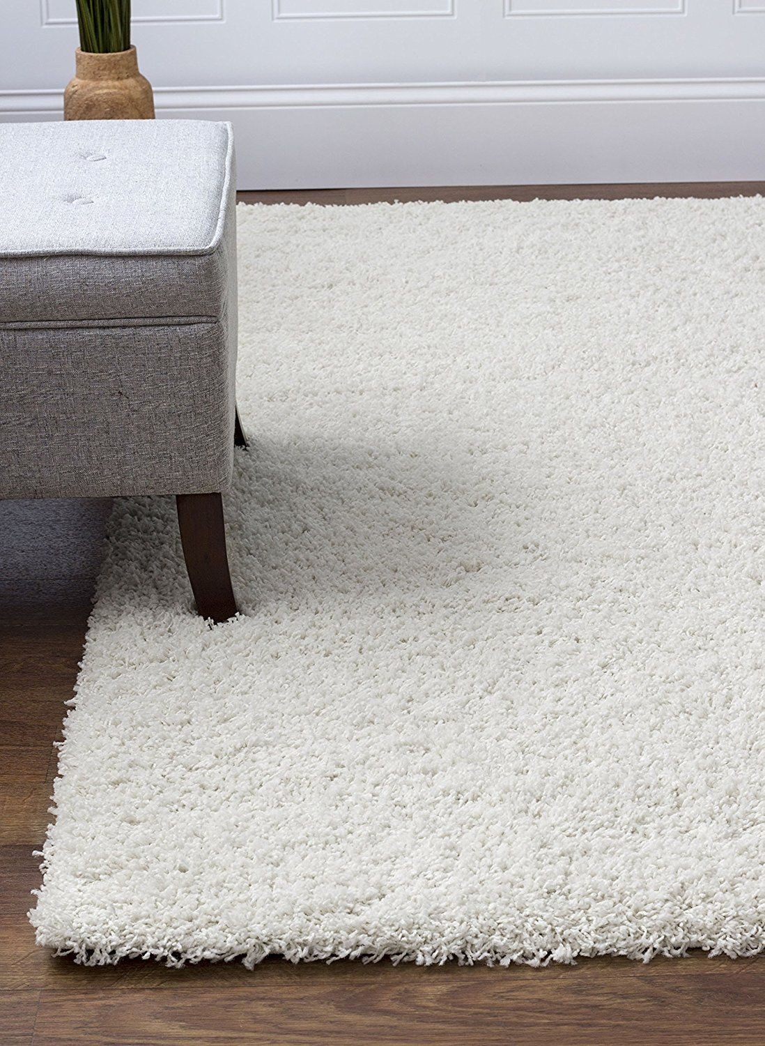 and soft dark shag rug modern mcnary cozy