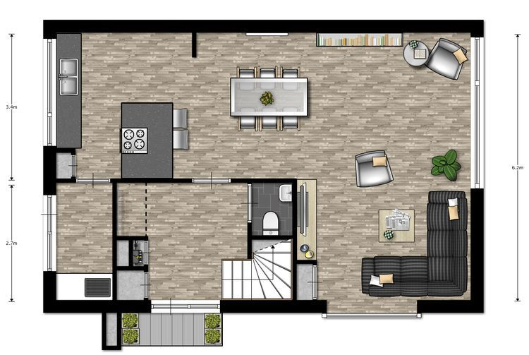 Create the Floor Plan of Your Dreams With Floorplanner