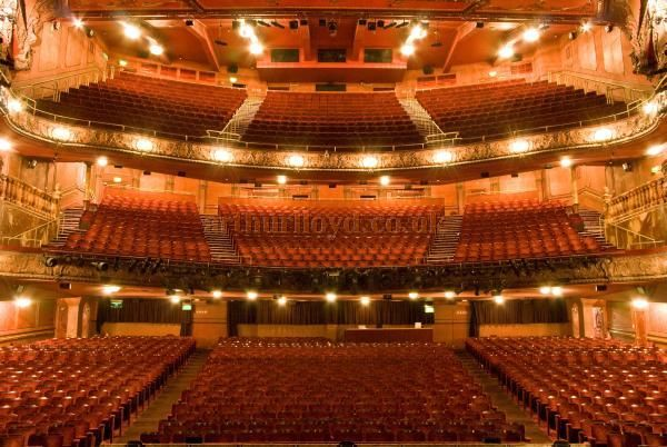 The Lyceum Theatre London England Pretty Places Seating